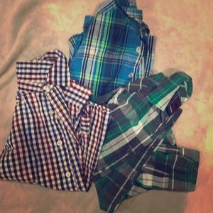 Other - Boys size 7 button-down dress shirts